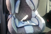 Автокресло Happy Baby Taurus Deluxe гр.1 Grey
